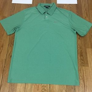 Tiger Woods Collection Men's Polo shirt Sz Large